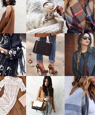 Holiday Wishes Do Come True: Shop Your Favorite Instagrammers' Feeds with the Re-launch of InStyle's InstaShop!