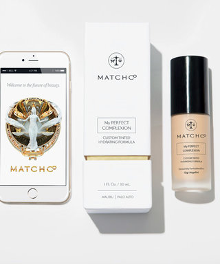 Want a Custom-Blended Foundation? There's an App for That...