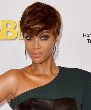 Tyra Banks Just Dyed Her Hair Pink