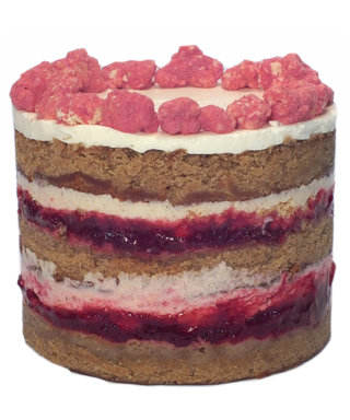 Bake It if You Dare: Milk Bar's Cranberry-Gingerbread Cake