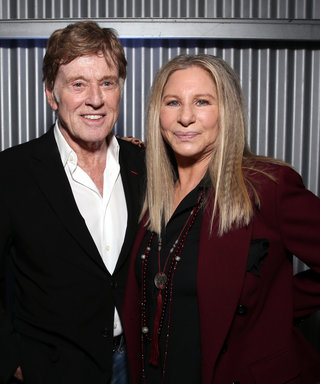 Robert Redford and Hollywood's Top Women in Entertainment Honor Barbra Streisand