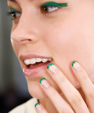 Nail Art Alert:You Have to See These Snakeskin Manicures