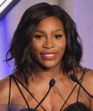 Serena Williams Gives Inspiring Speech at Sports Illustrated's Sportsperson of the Year Event
