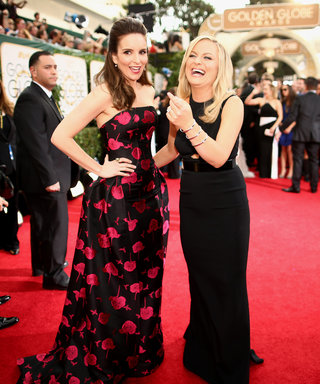 9 Times Tina Fey & Amy Poehler Slayed the Red Carpet Together