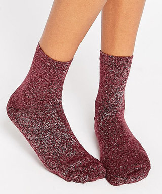 Step Up Your Style with a Pair of Statement Socks