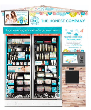 Forget Something? Hunt Down One of These Beauty Vending Machines at the Airport