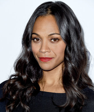 See Zoe Saldana and Her Twins Get Into the Star Wars Spirit in Cute Family Photo