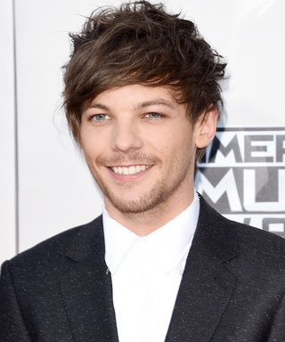 Louis Tomlinson Shares a Precious Photo of His Son—and Reveals His Name