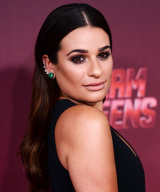 Lea Michele's New Year's Resolution Will Make You Want to Break a Sweat