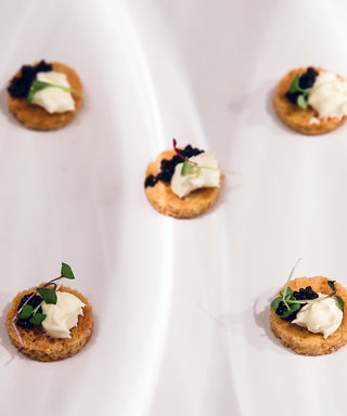 Quick, Last-Minute New Year's Eve Appetizer Idea: Blini with Caviar