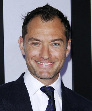 Jude Law Celebrates His 43rd Birthday
