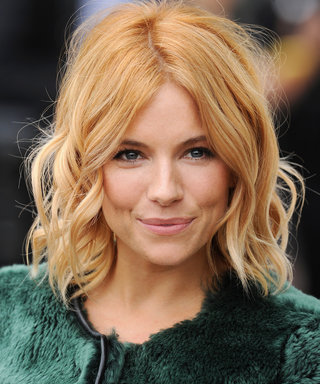 See Birthday Girl Sienna Miller's Best Red Carpet Moments Ever