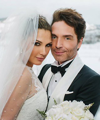 Daisy Fuentes and Richard Marx Are Married! Go Inside Their Snowcapped Winter Wedding