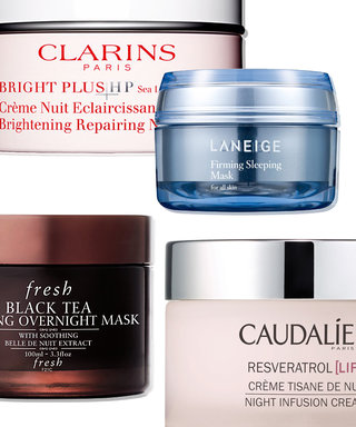 Night Creams vs. Night Masks: What's The Difference—and Which You Should Use