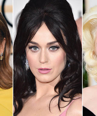 The Swinging '60s Are Back Thanks to the Biggest Beauty Trend at the Golden Globes