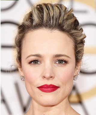 14 of the Prettiest Golden Globes Updos from Every Angle