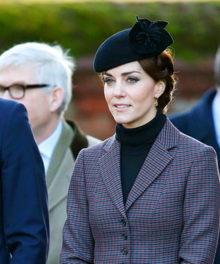 Kate Middleton Turns to Tweed Once More for WWI Ceremony in Norfolk