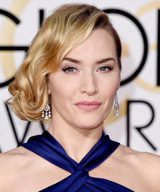 Kate Winslet Explains Why She Was So Shocked by Her Golden Globes Win