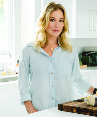 Go Inside Christina Applegate's Amazing New Kitchen