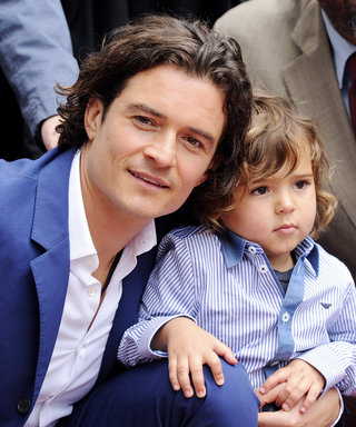 Happy 39th Birthday to Adorable Dad and Heartthrob Orlando Bloom
