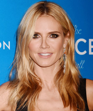Heidi Klum Is Launching a Swimwear Line