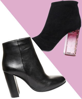 From Mild to Wild, 18 Black Shoes to Shop Now