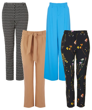 12 Chic (and Not Black) Pants to Wear to Work This Winter