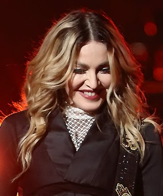 Watch an Awe-Struck Ariana Grande Join Madonna Onstage During Her Rebel Heart Tour