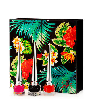 Christian Louboutin's New Nail Polishes Will Cure Your Winter Blues