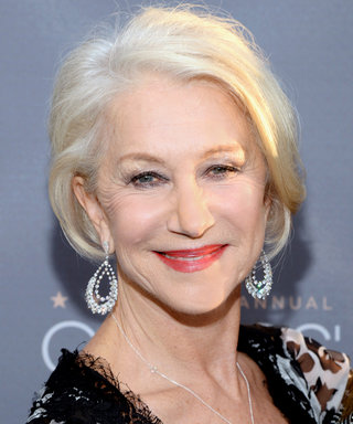 Helen Mirren Says What We've All Been Thinking About 2016