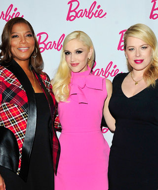 Queen Latifah, Gwen Stefani, and Amanda de Cadenet Fête Barbie's New Body Types