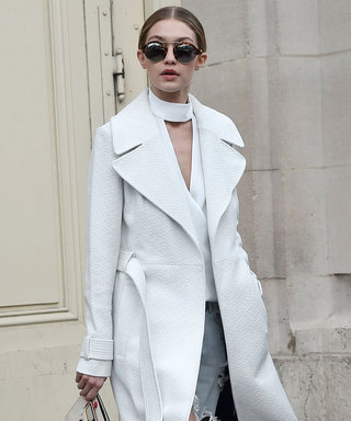 Here's Why You Should Trade Your Black Coat for a Winter White One