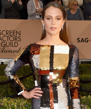 """Hollywood It Girl Alicia Vikander's """"Pinch Me"""" Moment Is Adorably Heartwarming"""