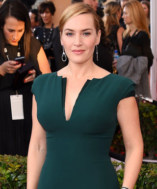 Why Kate Winslet Was Really Shocked by Her Golden Globes Win: Leonardo DiCaprio!