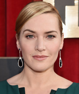 Here's How to Recreate Kate Winslet's Flawless 2016 SAG Awards Lashes