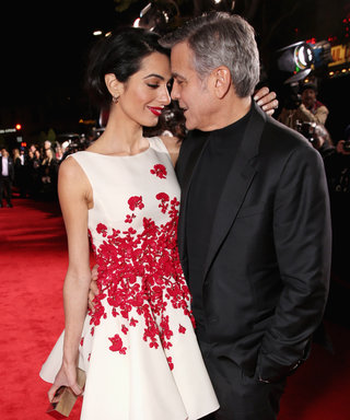 George and Amal Clooney Look So in Love at the Premiere of Hail, Caesar!
