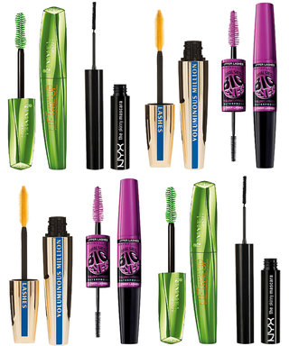 The 8 Best Drugstore Mascaras for Your Every Lash Need