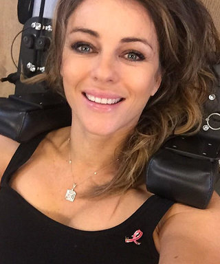 See Elizabeth Hurley Take Action on World Cancer Day