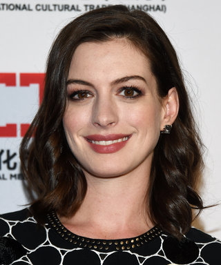 Anne Hathaway Is Back to Blonde
