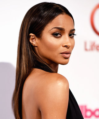 Ciara Revisits Her Blonde Hair Phase