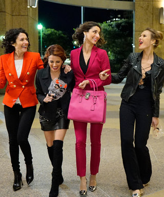 "4 Style Lessons About ""Dressing Your Age"" from Watching Girlfriends' Guide to Divorce"