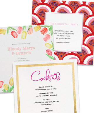 You'll Want to RSVP to These Chic Galentine's Day Party Invitations