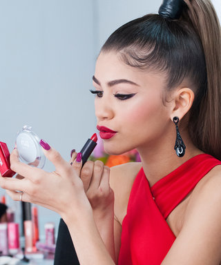 Exclusive: Zendaya Is Doing Her Own Makeup for the Grammys