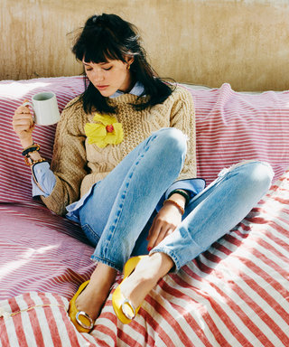 Designer Kate Spade Launches a New Fashion Line