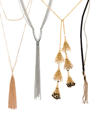 Shop the Tassel Jewelry Trend with These 10 Pieces