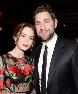Emily Blunt and John Krasinski's Cutest Couple Moments