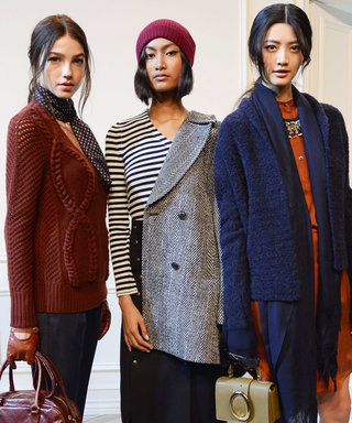 Bonjour! Banana Republic Channels French Chic With Its Fall 2016 Collection