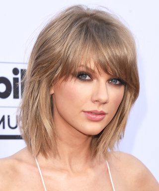 You Have to See Taylor Swift's Bob with Bangs from the 2016 Grammys
