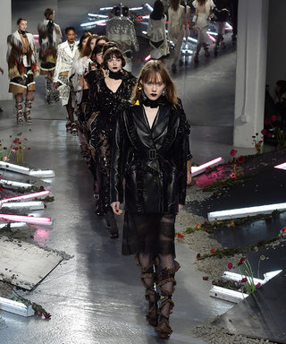 Back of the Cab: Watch Our 1-Minute Review of Rodarte's #NYFW Runway Show