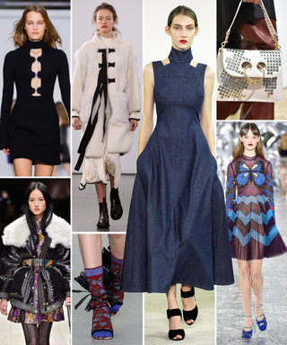 The 13 Trends, Fashion Ideas, and Styling Tricks That We Loved From Fall 2016 #LFW